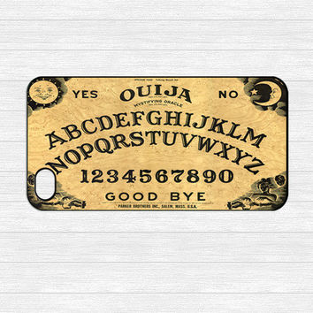 Ouija Board iPhone 4 Case, Vintage Ouija Spirits Board iPhone 4 4g 4s Hard Case,cover skin case for iphone 4/4g/4s case,More styles