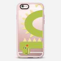 Nessie of Loch Ness iPhone 6s case by Petit Griffin | Casetify