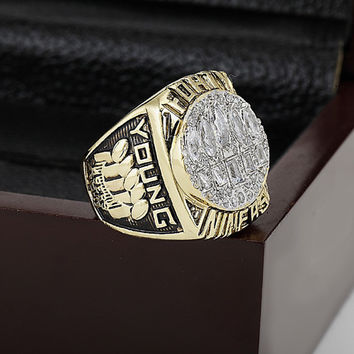 1994 San Francisco 49ers XXIX Super Bowl Football Championship Ring Size 10-13 With High Qualit