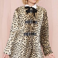 Nasty Gal Pretty Kitty Coat