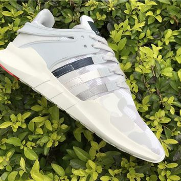 Adidas EQT Support ADV while grey Basketball Shoes 40-45