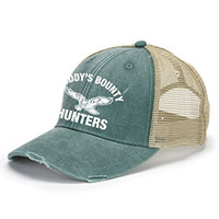 Buddy's Bounty Hunters Distressed Trucker Hat