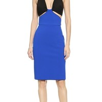 Line II Dion Lee Twist Bra Dress