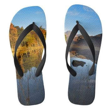 Blea Tarn, Lake District Flip Flops