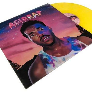 Chance the Rapper: Acid Rap Vinyl 2LP