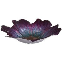 Luster Flower Decorative Bowl