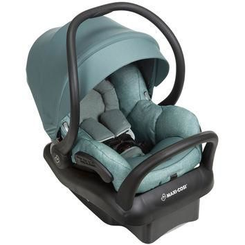 Maxi-Cosi Mico Max 30 Air Protect Infant Baby Car Seat w/ Base 2017 Nomad Green
