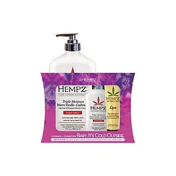 Hempz Baby, It's Cold Outside Limited Edition 2014 Holiday Gift Set