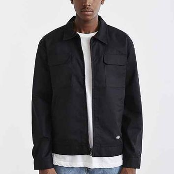 Dickies Mechanic Jacket- Black