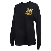 Mizzou Tigers Juniors' Black Chevron Spirit Jersey