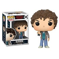 Preorder July 2018 Stranger Things Eleven Pop! Vinyl Figure #545