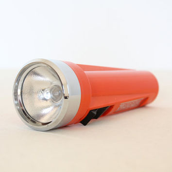 Vintage camping pocket torch by AnnaLouVintage on Etsy