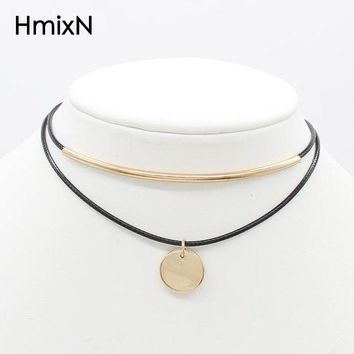 ac NOOW2 Coins rope Chocker Women Tassel Tattoo Velvet choker Necklace Statement Collier Ras Du Cou femme Jewelry Collana Collares Mujer
