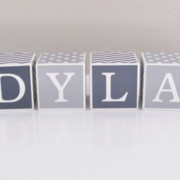 Baby Name Blocks, Custom Baby Name Blocks, Baby Gift, Baby Shower, Newborn Photography, Nursery Girl Boy Letters, Name  Blocks, Photo Prop