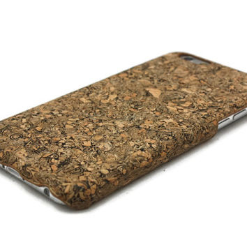 iPhone 6 Plus Cork Case - Cork iPhone 6 Plus Case - iPhone 6 Cork Case - iPhone Cork Case  - Cork Case - Cork iPhone Case - iPhone Cork Case