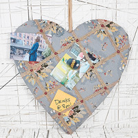 Victorian Heart Memo Board - Urban Outfitters