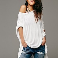 Womens Big Dipper Oversized Tee