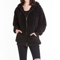 ALPS HOOD FLEECE JACKET