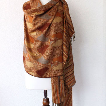 Pashmina Scarf Large Scarf Oversize Scarf Women Fashion Accessories Gift Ideas For Her