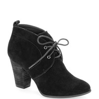 Lucky Brand Unitas Lace Front Booties