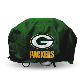 Green Bay Packers Economy Barbeque Grill Cover