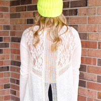 First Snow Fall Top