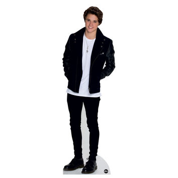 The Vamps Brad Lifesize Cutout