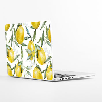 Life of Lemons Laptop Skin