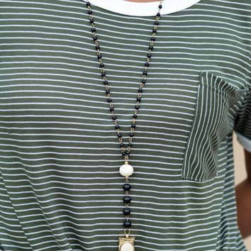 Killer Style Necklace | Monday Dress