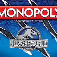 Monopoly - Jurassic World Edition (New)