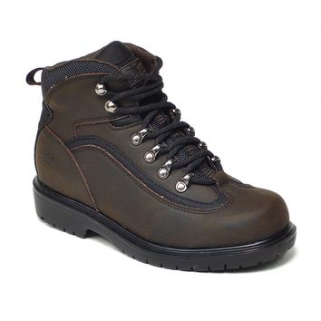 Deer Stags Buster Boots - Boys (Brown)