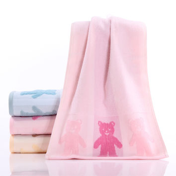 Bedroom On Sale Hot Deal Cotton Thicken Soft Luxury Gifts Towel [6381735302]