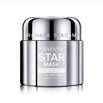 Star Glitter Mask Deep Cleaning and Moisturizing Peel Off