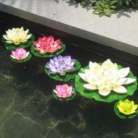 Lotus Garden Pond Decoration