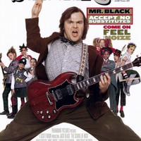 The School of Rock 11x17 Movie Poster (2003)