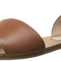 Steve Madden Women's Twostp Dress Sandal