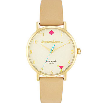 kate spade new york Novelty Metro It´s 5:00 Somewhere Watch | Dillards.com