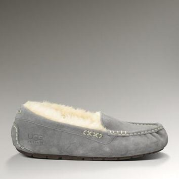 Ugg Ansley 3312 Grey Slippers