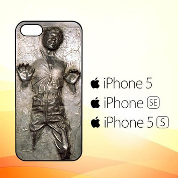 Star Wars Han Solo Frozen in Carbonite L1674  iPhone 5|5S|SE Case