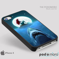 Ariel Shark Jaws for iPhone 4/4S, iPhone 5/5S, iPhone 5c, iPhone 6, iPhone 6 Plus, iPod 4, iPod 5, Samsung Galaxy S3, Galaxy S4, Galaxy S5, Galaxy S6, Samsung Galaxy Note 3, Galaxy Note 4, Phone Case