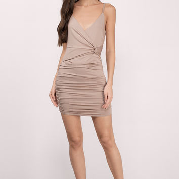 Thrill Seeker Bodycon Dress