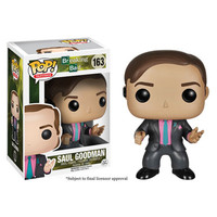 Funko POP! Television - Breaking Bad Vinyl Figure - SAUL GOODMAN: BBToyStore.com - Toys, Plush, Trading Cards, Action Figures & Games online retail store shop sale