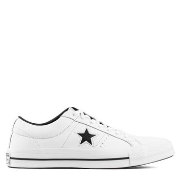 Converse One Star Ox - White
