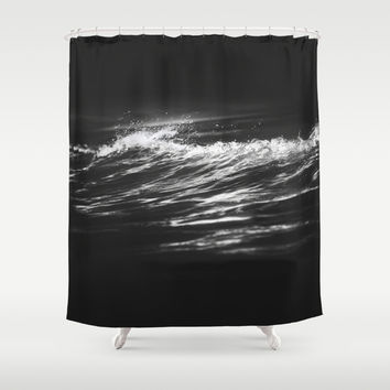 Battle cry Shower Curtain by HappyMelvin