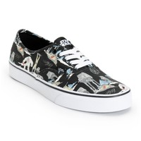 Star Wars x Vans Era Dark Side Planet Hoth
