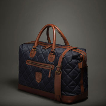 Quilted Weekend Bag Limited Edition The Equestrian Handbags Men United States