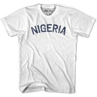 Nigeria City Vintage T-shirt