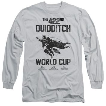 Harry Potter - World Cup Long Sleeve Adult 18/1 Officially Licensed Shirt