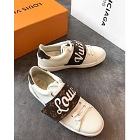 Louis Vuitton LV Fashion Frontrow Sneaker