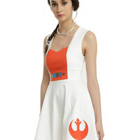 Star Wars By Her Universe Poe Flight Dress